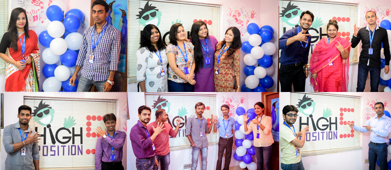 5-years-celebrations-office